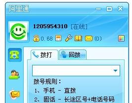阿里通2010 (网络电话)